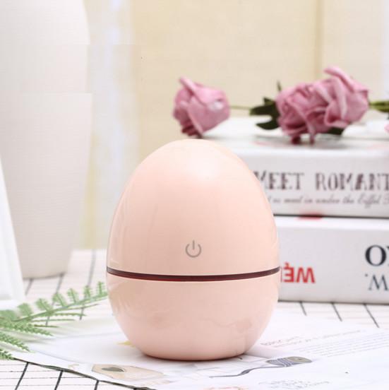 Äggform luftfuktare
