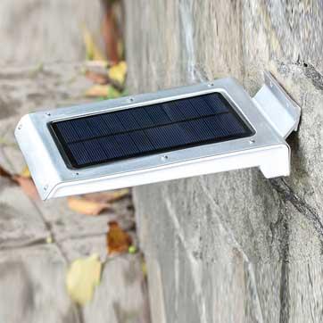 Solar Motion Sensor Lampa
