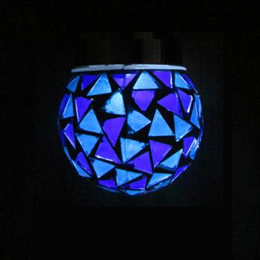 Solar Hanging Ball Light