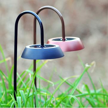 sol trädgårdsljus