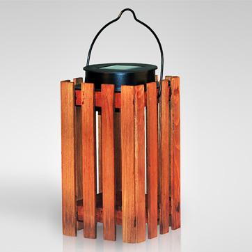 sollykta lantern ljus